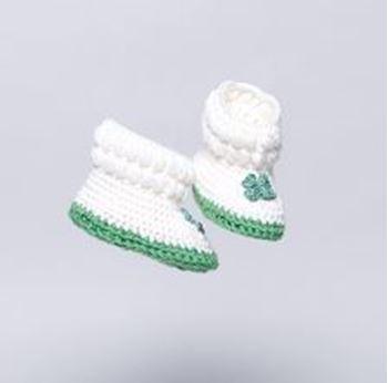 Obrázek dětské botky