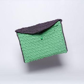 Obrázek pletený obal