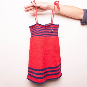 Obrázek dětské šaty