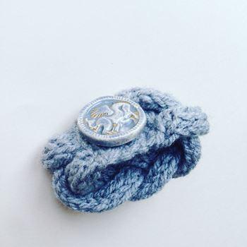Obrázek náramek pletený