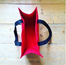 Obrázek z filcová kabela RED